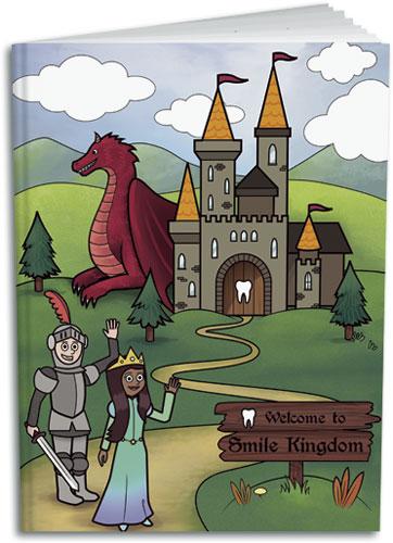 Smile Kingdom Coloring Book