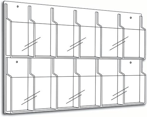 Display Racks | SmartPractice Dental