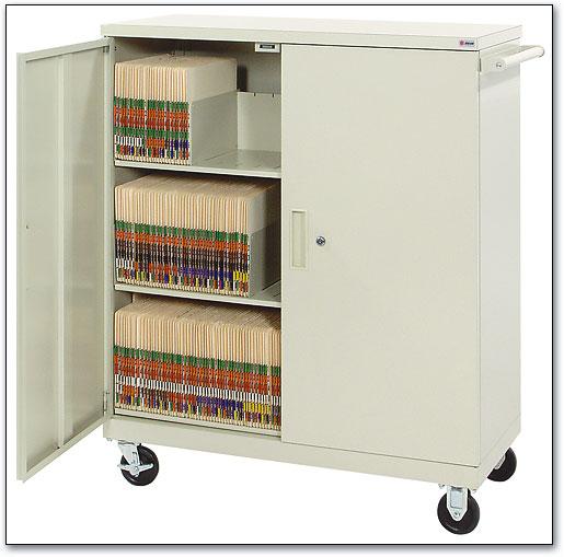 Locking Door Cart by SmartPractice  sc 1 st  SmartPractice & Locking Door Cart | SmartPractice Dental