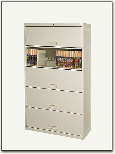 100 Series Stak-N-Lok2™ File Cabinets (36  Wide) by & File Cabinets and Carts for Dental Patient Files | SmartPractice Dental