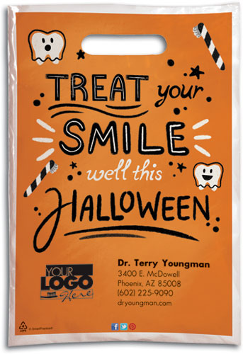 Treat Your Smile Supply Bag