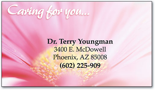 Caring for You Pink Ribbon Magnet