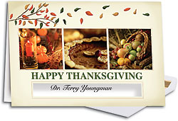 Dental Thanksgiving/Fall Cards