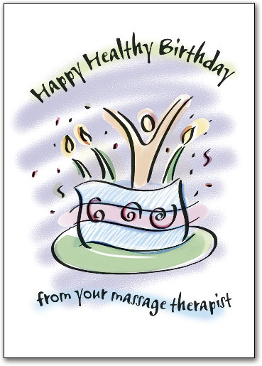 Happy Birthday Healthy Cake