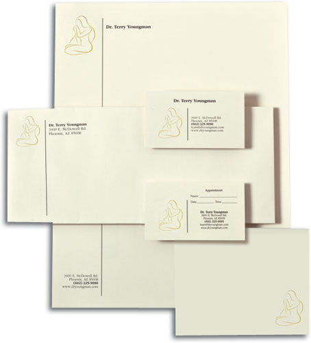 personalized stationery sets smartpractice medical