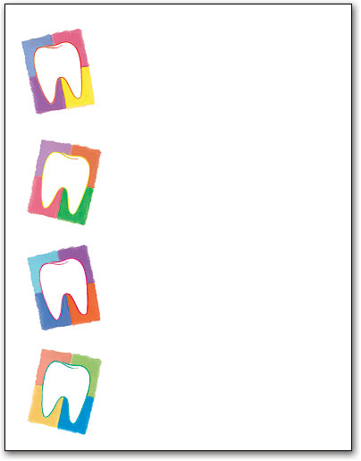 dental letterhead templates free