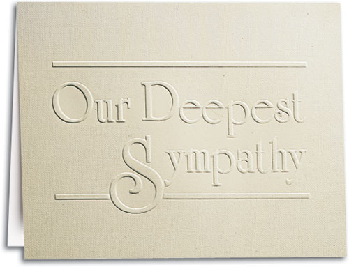 Show Compassion with Dental Sympathy Cards | SmartPractice Dental