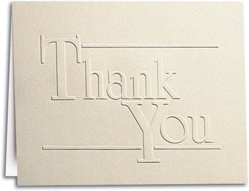 Dermatology Thank You Cards | SmartPractice Medical