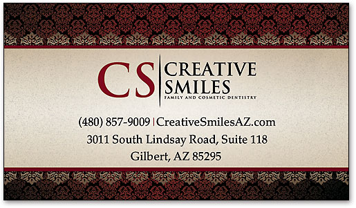 Custom full color two sided appointmentbusiness cards custom full color two sided appointmentbusiness cards by smartpractice reheart Gallery
