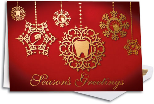 Dental Christmas Cards - Quality Patient Greetings | SmartPractice ...