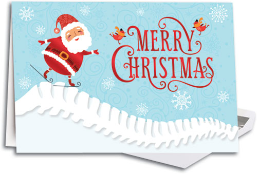 National Geographic Christmas Cards.Christmas And Holiday Themed Folding Cards Smartpractice