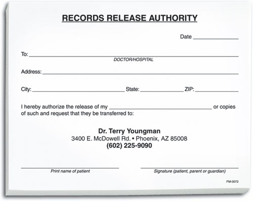 Hipaa Authorization Form. The Basic Hipaa Release Form Can Help