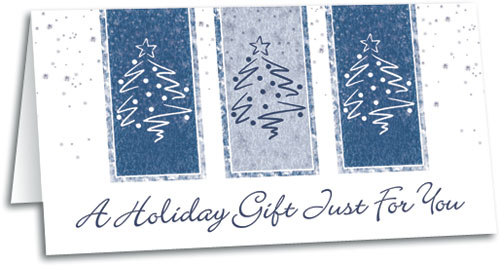 Season's Greetings/Trees Gift Certificate