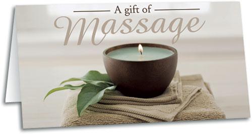 Restore Healing Hands Gift Certificate by SmartPractice