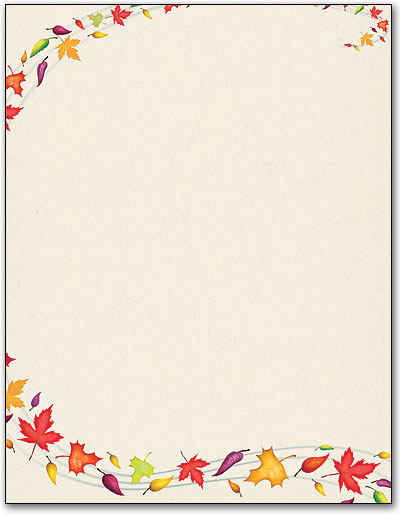 thanksgiving and fall themed stationery smartpractice medical