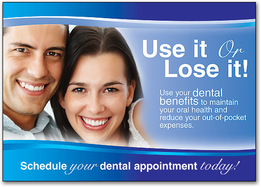 dental benefit reminders help maximize use of benefits