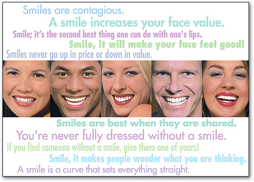 Cosmetic Dentistry Postcards Inspire Perfect Smiles Smartpractice