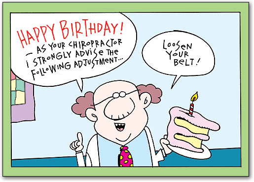 Make Patients Smile With Funny Birthday Cards Smartpractice