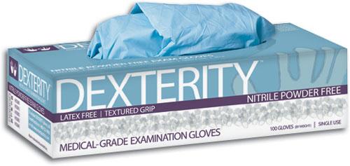 No latex gloves