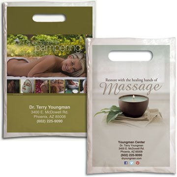 Massage Therapy Supply Bags