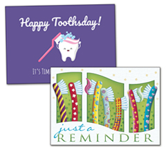 Shop Dental Postcards