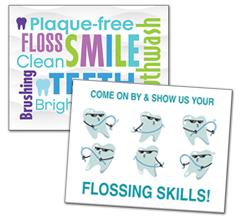 Shop Dental Laser Cards