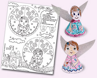 Free Kid\'s Dental Coloring Sheets, Activities and Charts ...