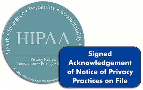 HIPPA / Privacy Labels